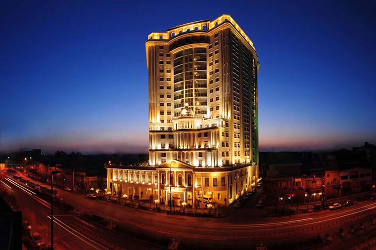 هتل قصر طلایی یکی از بهترین هتل های مشهد