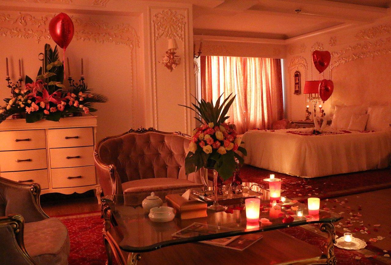 سوییت پرنسس رویال هتل قصر طلایی