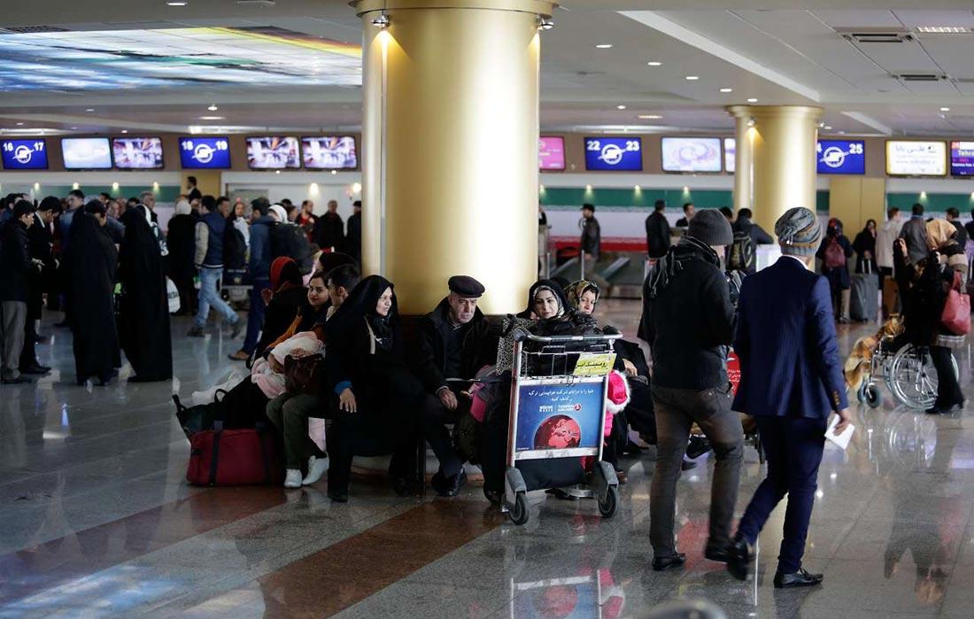 فرودگاه بین المللی شهید هاشمی نژاد مشهد