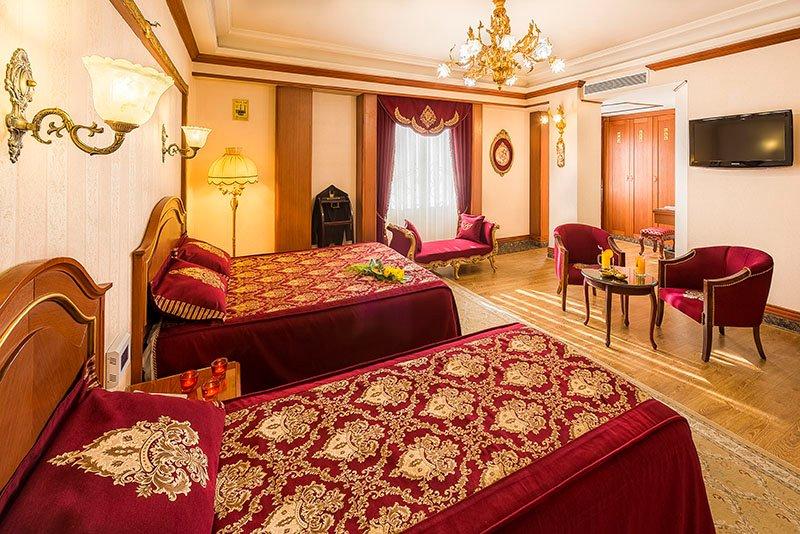 آپارتمان رویال هتل قصر طلایی