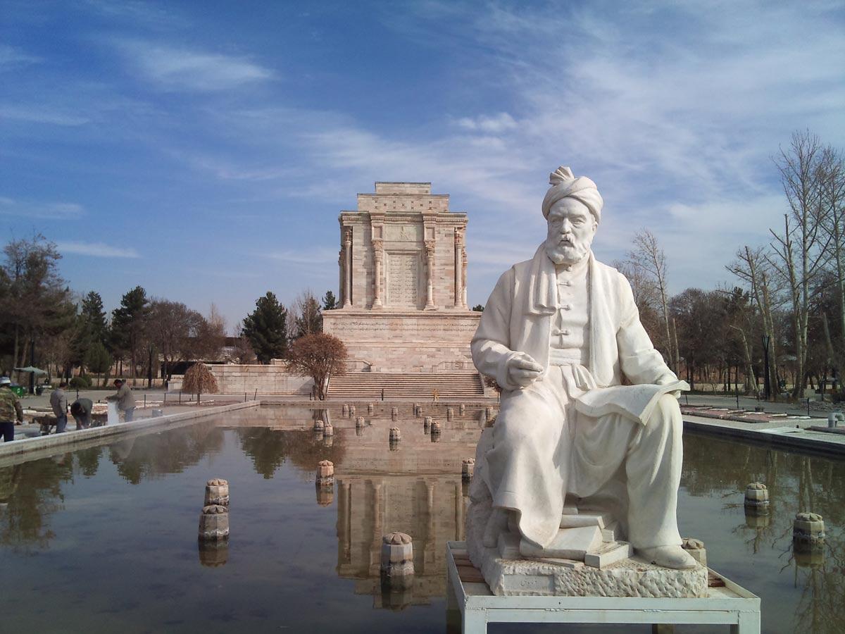 آرامگاه فردوسی در مشهد