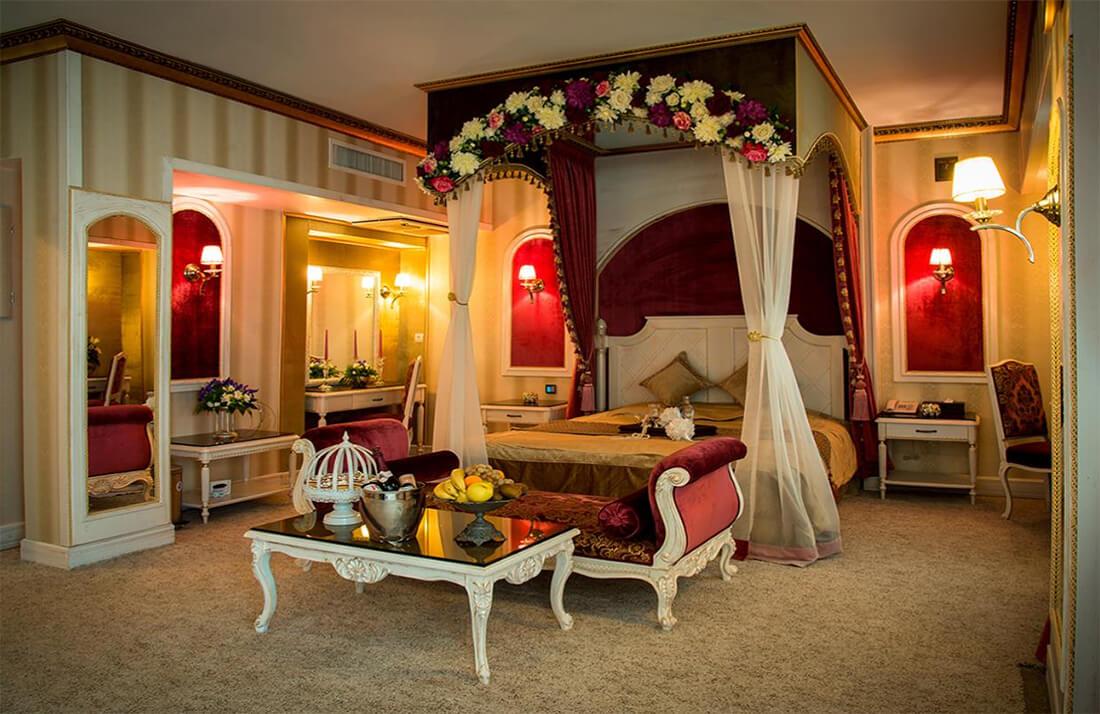 هتل لوکس قصر مشهد