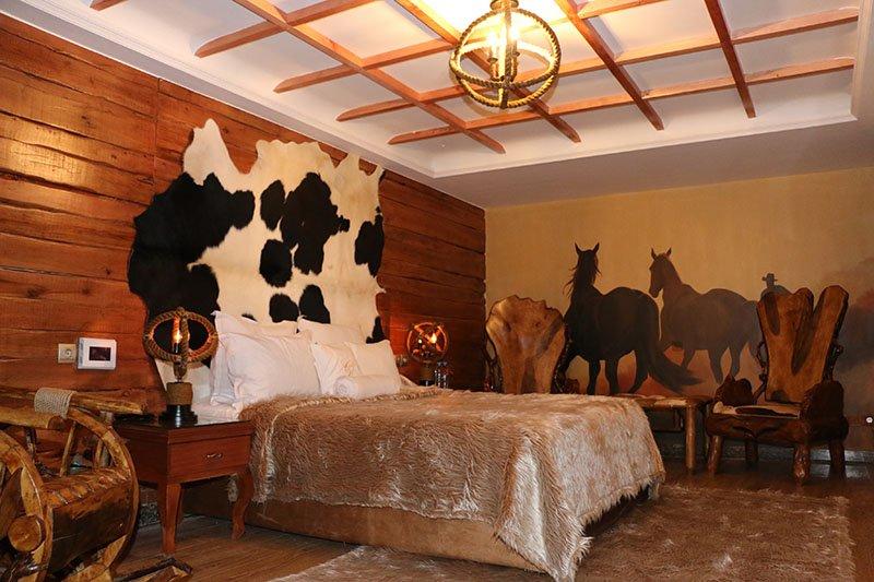 سوییت آمریکایی هتل قصر طلایی