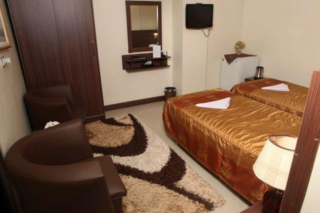 هتل های اصفهان با قیمت مناسب