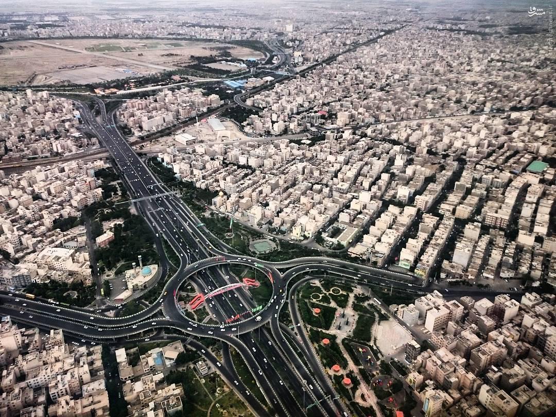 هتل های جنوب تهران