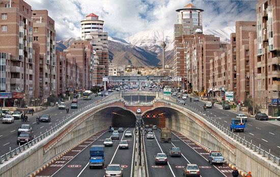 هتل های شمال تهران