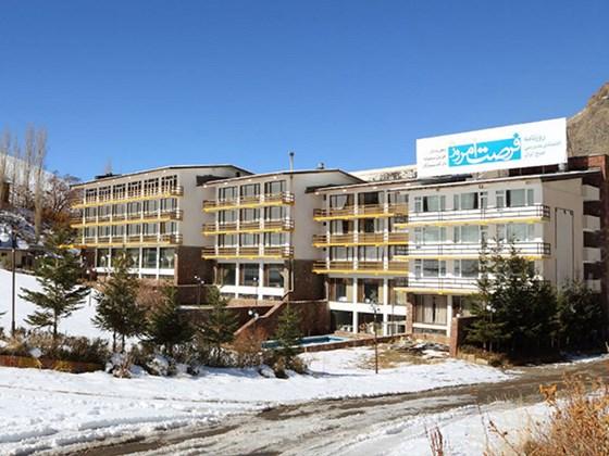 هتل  جهانگردی (مجتمع بین المللی) دیزین
