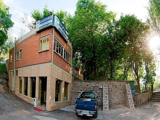 مجتمع اقامتی جهانگردی تبریز