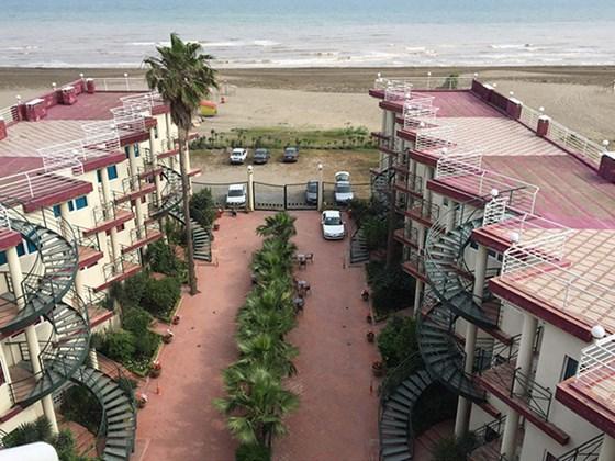 هتل کیش مهر فریدونکنار